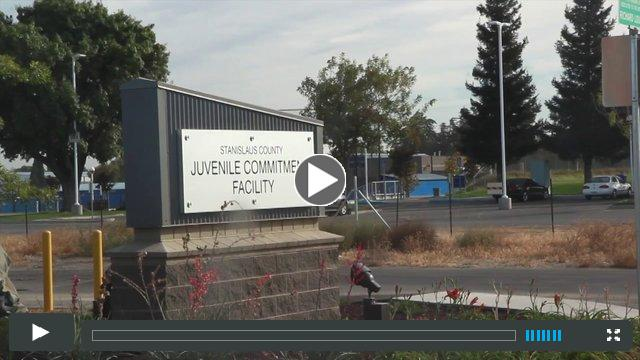 Building a Garden at the Stanislaus Count Juvenile Commitment Facility
