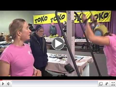 2010 SkiErg Concept 2 Nordic Ski Trainer on SkiGearTV