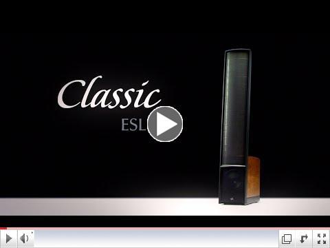 MartinLogan Masterpiece Classic ESL 9 Loudspeaker