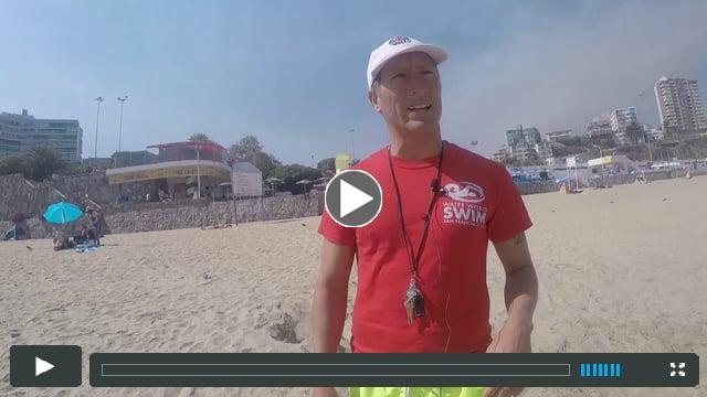 Swim con Pedro - Playa Caleta Abarca, Vi�a del Mar