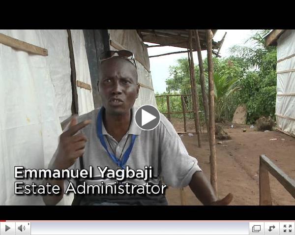 Africa, Sierra Leone Waldorf Earthship School