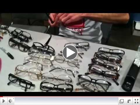 Providing free presciption eye glasses to the homeless in San Francisco.
