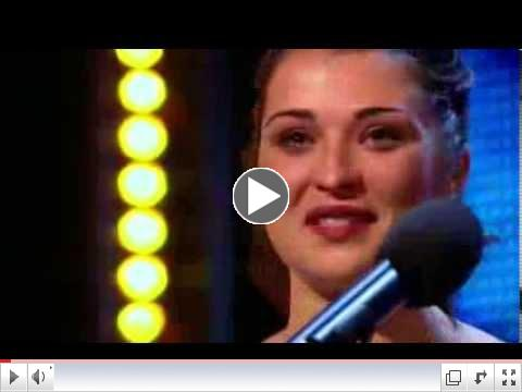 The sexiest most amazing  female voice ever in Britain's got Talent 2013 Alice Fredenham