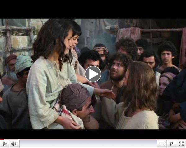 The JESUS Film Trailer- Jesus Film HD 35th Anniversary