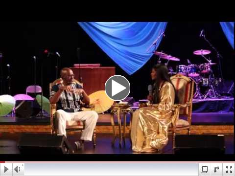 Watch The Interview With Pastor Sabrina McKenzie at the Palace!