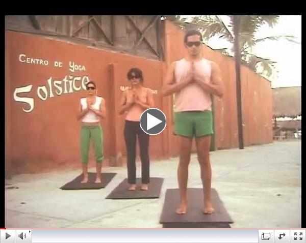Clase Gratuita de Yoga en Español - Viernes -