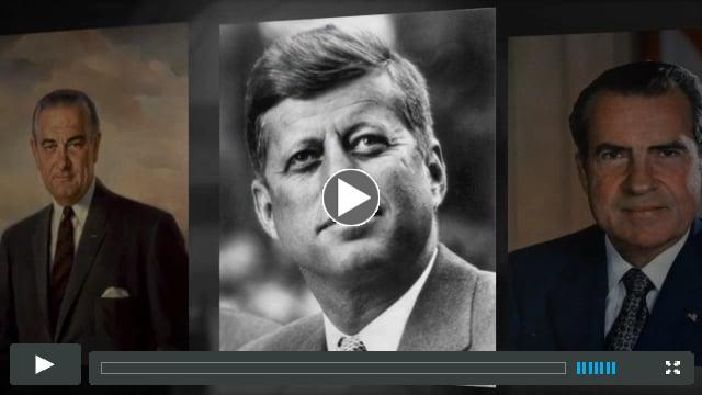 Presidential Portraits - short promo