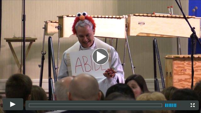 Rocky Mountain Synod 2015 Assembly Children's Sermon