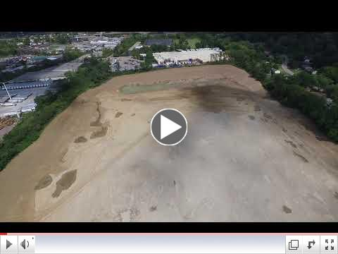 Drone Fly-over 2100 Section Road