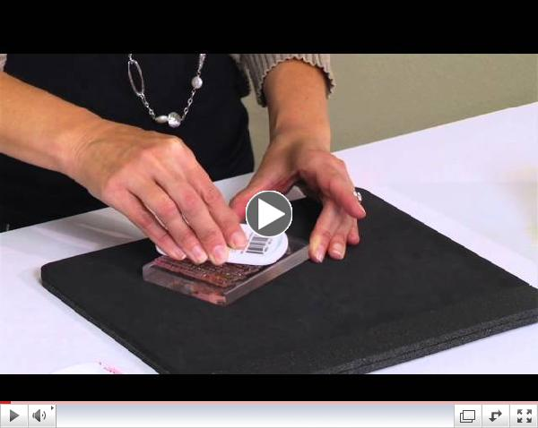 Introducing the Sizzix Stamper's Secret Weapon