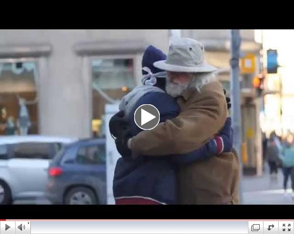 I am Labelled as a Terrorist I Trust You ! Do You Trust Me ? Give me a HUG (Social experiment)