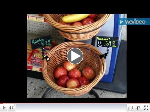 Healthy Corner Store Update for Region 8