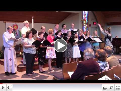 Easter Sunday Choir Anthem -
