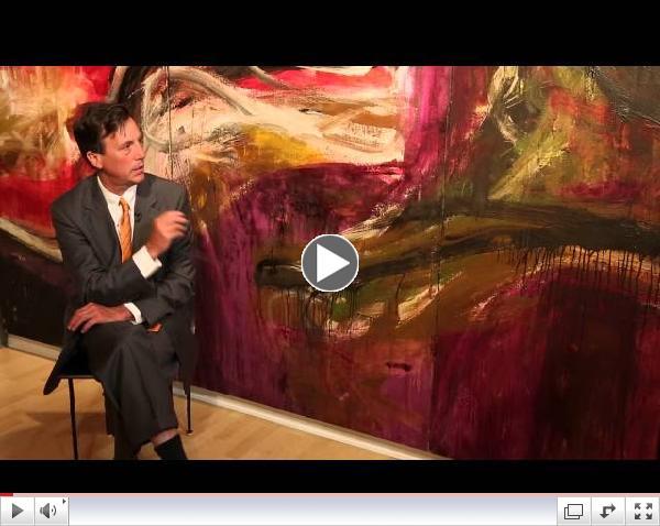 Fritz Bultman, The Missing Irascible on ARTINFO Video