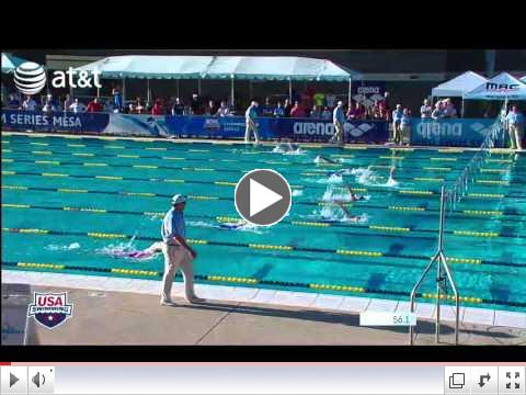2016 Arena Pro Swim Series at Mesa: Women's 200m IM A Final