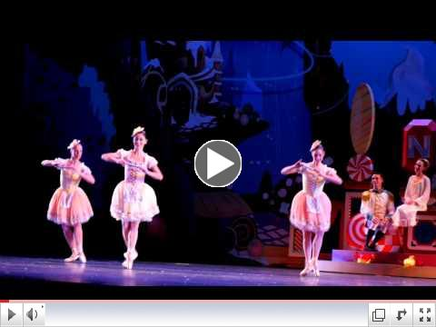 Oklahoma City Ballet's The Nutcracker
