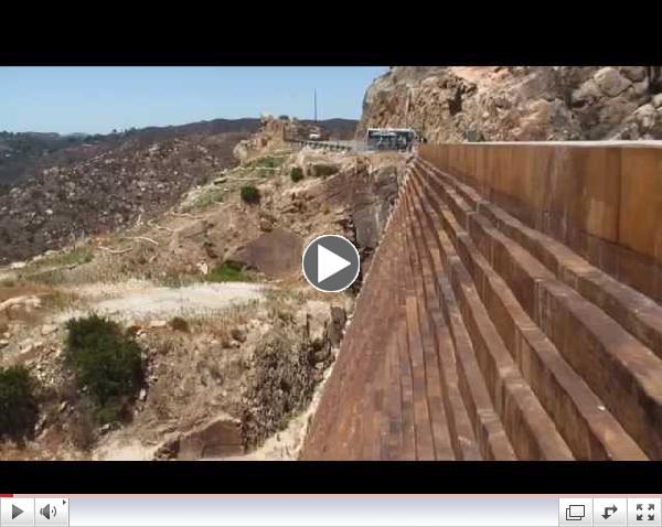 San Vicente Dam Raise Dedication