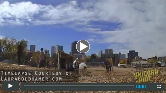 Timelapse of Resurrection Village Denver