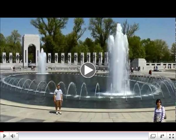 Speaker Charlie Adams takes you to the National WWII Memorial