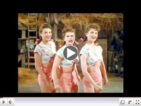 The amazing Ross Sisters -  (from 1944)