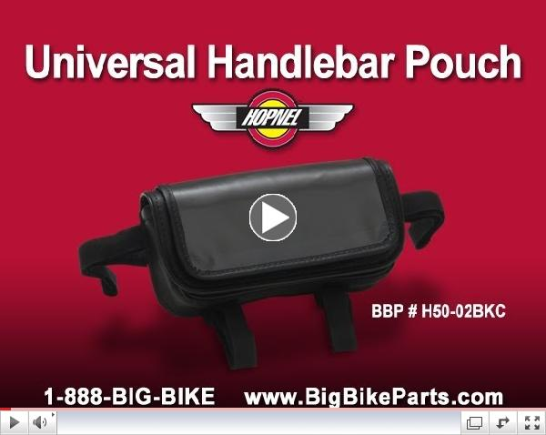 Universal Handlebar Pouch by Hopnel