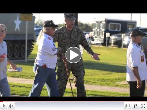 2012 Vietnam Veterans Welcome Home Celebration - Fort Sam Houston, TX