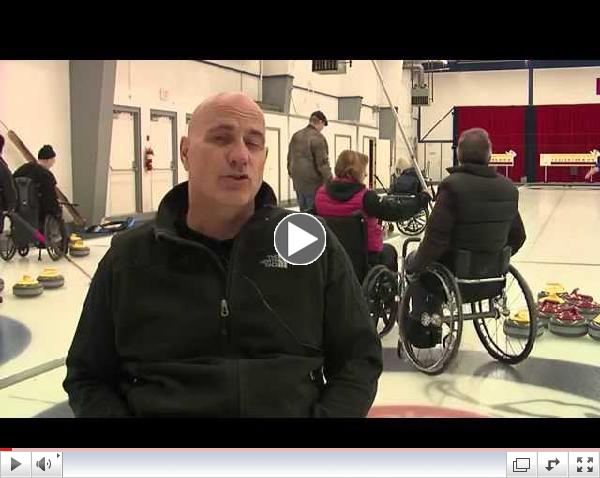 Wheelchair Curling started over 10 years ago in Alberta and continues to prosper, ranging from local teams just having a fun time to more competitive provincial teams.