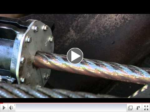 Viper Wire Rope Lubricator Introduction