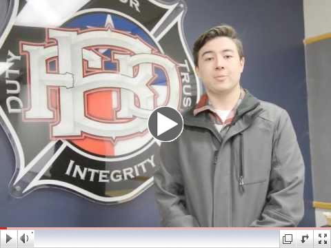 Mayor's Youth Council Holiday Fire Safety Tips