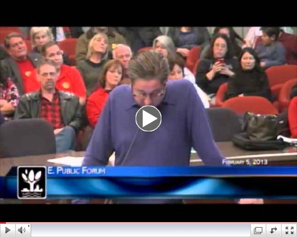 Tom Glass Addresses Naperville City Council