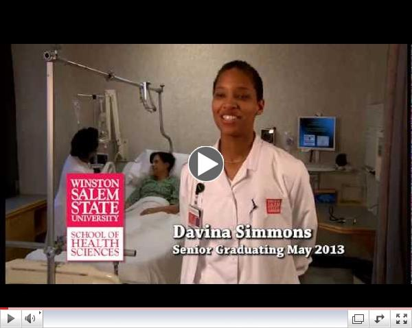 Division of Nursing 2 - WSSU School of Health Sciences