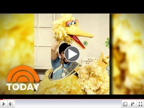 The TODAY Show interviews Caroll Spinney about I Am Big Bird