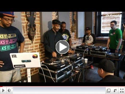 Stylus Sessions: Episode 1 Recap w/ DJs Excess, Precision, Spictakular, Cutmaster DC +