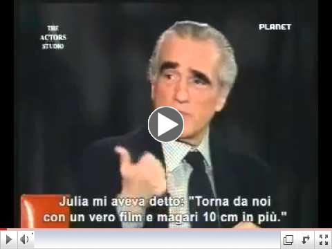 Inside The Actors Studio with Martin Scorsese