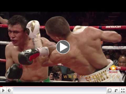 KlowdTV Boxing McDonnell vs Vargas