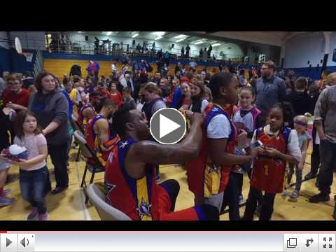 Harlem Wizards Continue Dominance Over the NP Dream Team