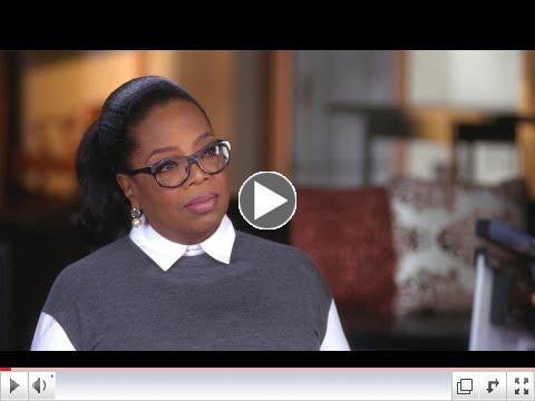 Oprah Winfrey talks about her