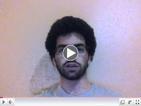 UC Berkeley Student Testimonial, 2012