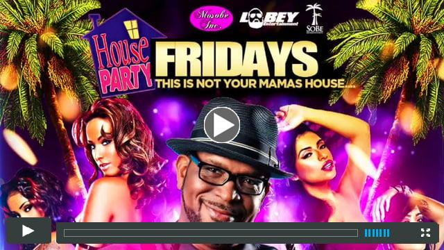Uncle Luke Spring Break - House Party Fridays March 11th, 2016 at HOUSE NIGHTCLUB
