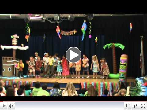Fairmont Summer Camp Edgewood Talent Show Group 1