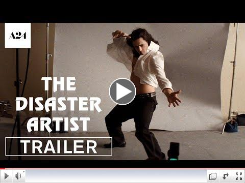The Disaster Artist | Rated R