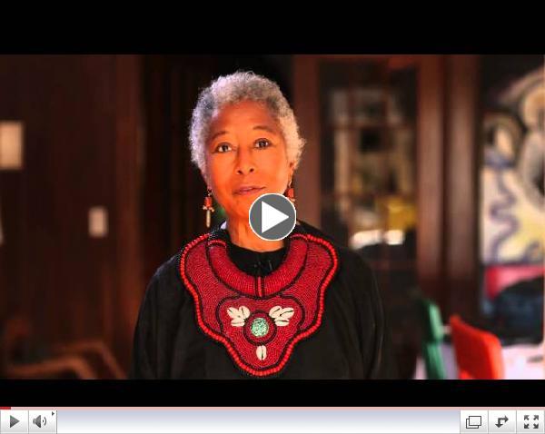 Alice Walker: Dance is Love - One Billion Rising
