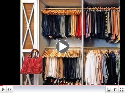Organizing Your Closets
