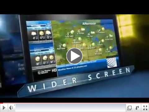 The Weather Network - HD Promo