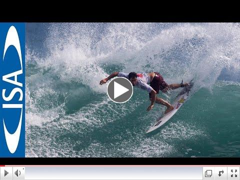 ISA WORLD SURFING GAMES 2016 - TRAILER