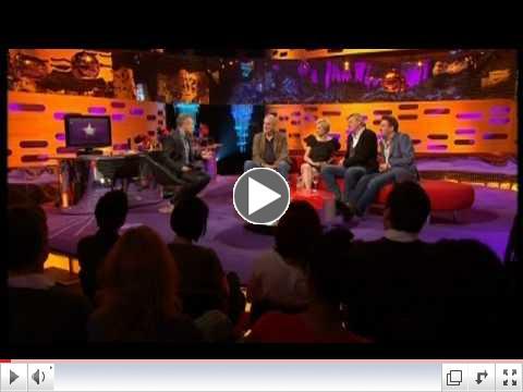 Jane Turner (Kath & Kim) on The Graham Norton Show 26/4/10