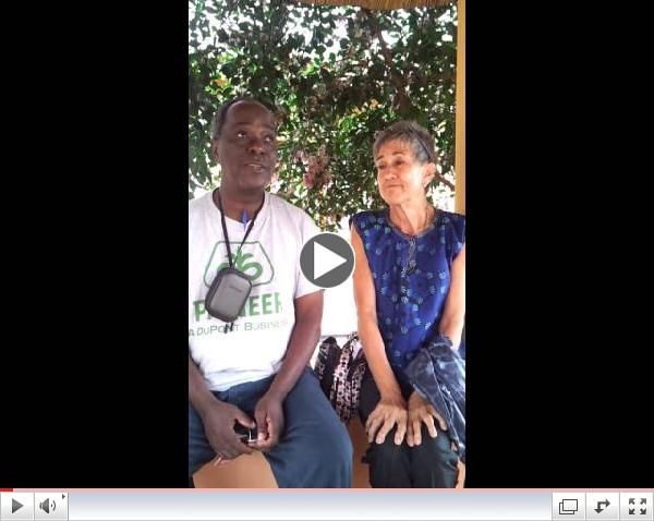 Message from Lester and Pam in Malawi