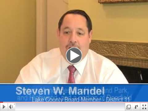 Meet Lake County (IL) Board Member Steven W. Mandel