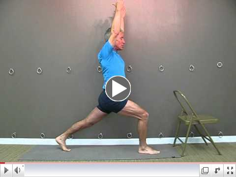 The Yoga Studio South Pose of the Week: Virabhadrasana III or Warrior III with Rob Walker