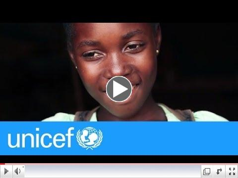 Displaced in CAR, Allison, 13, shares her story | UNICEF
